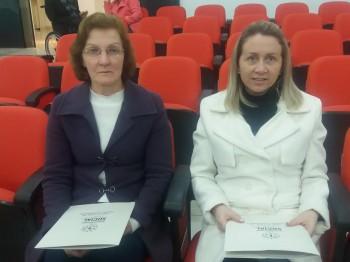 Irma Edelir e Elisangela - Responsabilidade social