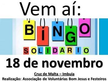 BINGO SOLIDÀRIO